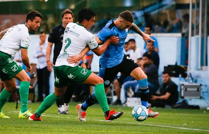 Belgrano y Ferro abrieron la fecha de la Primera Nacional con un empate. Foto: Twitter Belgrano