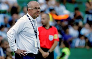 Jorge Célico explicó que los jugadores de Ecuador estaban preocupados por la crisis en su país ante Argentina