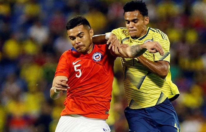 Paulo Díaz fue liberado y volverá a entrenarse en River. Foto: EFE