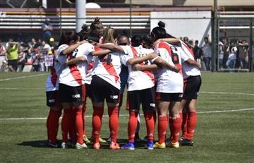 River le ganó 3 a 1 a Racing en el comienzo de la fecha 3 de la Primera División de fútbol femenino