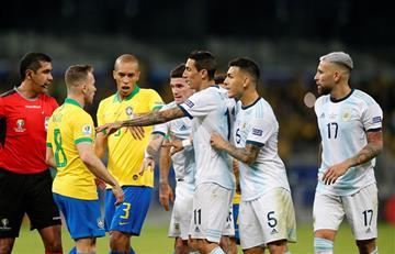 Argentina enfrentará a Brasil en un amistoso en Arabia Saudita