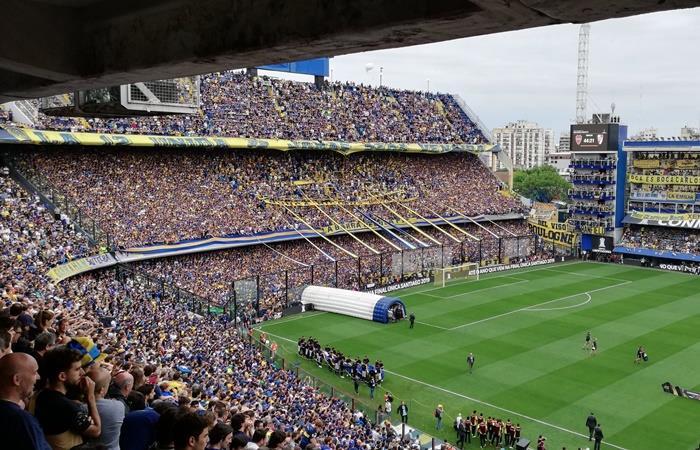 Boca levantó el polémico spot sin dar motivos. Foto: Twitter Boca
