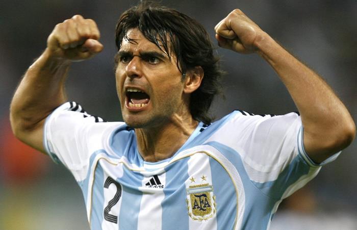 Ronaldo confesó que Ayala fue el defensor que más le pegó en su carrera. Foto: EFE