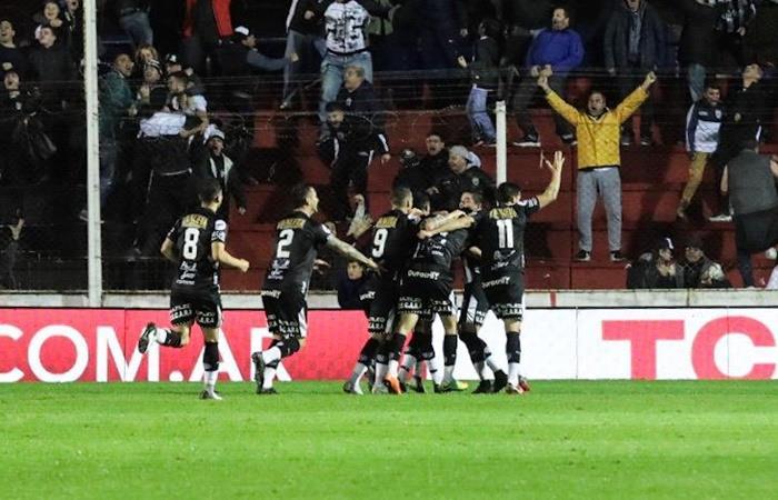 Estudiantes de Buenos Aires eliminó a Colón de la Copa Argentina. Foto: Twitter Copa Argentina