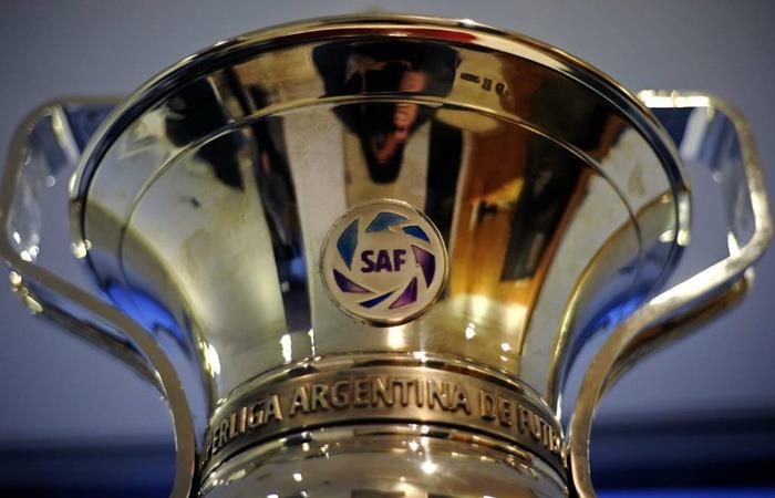 Así se juega la jornada de sábado de la fecha 10 de la Superliga. Foto: Twitter Superliga