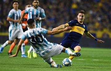 Racing confirmó la lesión que Leonardo Sigali sufrió ante Boca