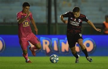 River igualó 3 a 3 en un partidazo ante Arsenal en Sarandí