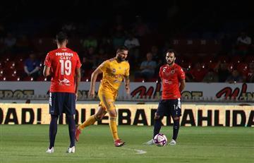 Escándalo: Veracruz no jugó 4 minutos por falta de pago y Tigres le hizo dos goles