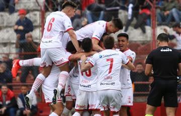 Huracán le ganó el clásico a San Lorenzo tras cuatro años