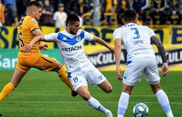 Vélez le ganó a Rosario Central y lo hunde en los promedios