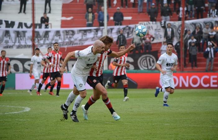 Central Córdoba enfrenta a Estudiantes por la Superliga. Foto: Twitter Copa Argentina