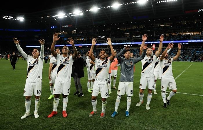 Los Angeles Galaxy es semifinalista de la conferencia Oeste. Foto: Twitter