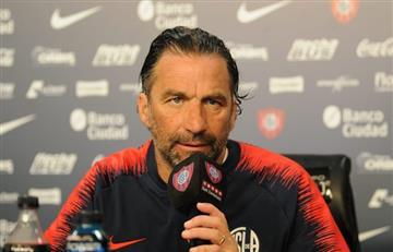 Juan Antonio Pizzi negó su salida de San Lorenzo: