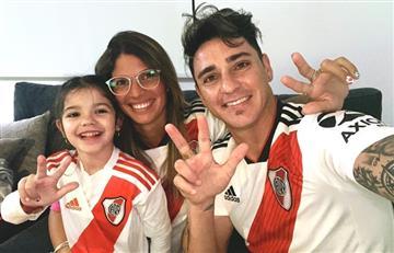 Fernando Zampedri sorprendió con una foto con la camiseta de River y podrían sancionarlo