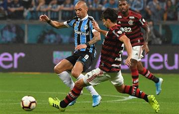 Flamengo y Gremio definen al rival de River en la final de Libertadores