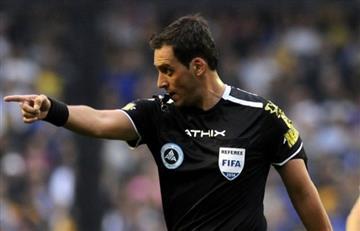 Se definieron los árbitros para la fecha 11 de la Superliga