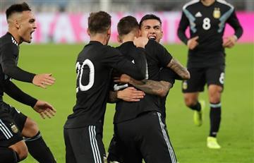 La Selección Argentina volvió al Top 10 del ranking de la FIFA