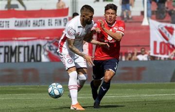 Buenas noticias para Independiente: Andrés Roa no será suspendido