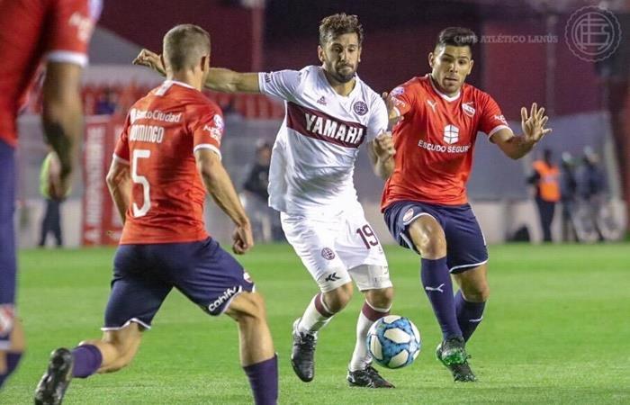 Independiente y Lanús definen el último boleto a semis de Copa Argentina. Foto: Twitter