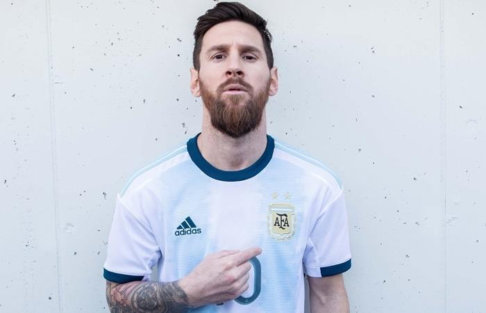 Lionel Messi habló sobre la selección argentina y su carrera. Foto: Twitter