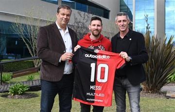 Messi, el sueño de jugar en Newell's y la locura del fútbol argentino