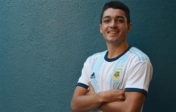 Matías Palacios, la estrella argentina del Mundial Sub 17 en la mira de Barcelona