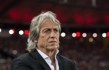 Jorge Jesús podría ser suspendido para la final de Copa Libertadores