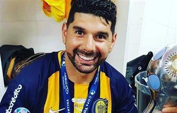 Ortigoza se fracturó un dedo y no jugará más en Rosario Central