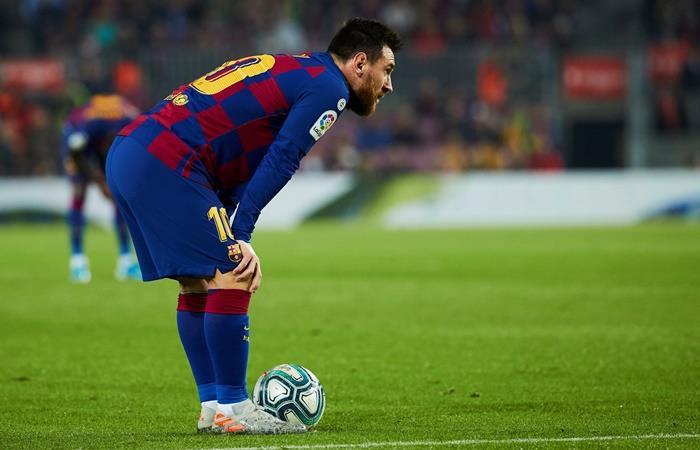 Hugo Gatti criticó a Messi que no podrá estar entre los mejores si no juega para Real Madrid. Foto: EFE