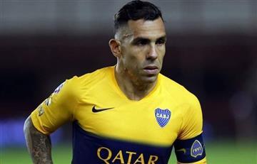 "Tevez cerró la puerta de Vélez: ""En Argentina juego solamente en Boca"""