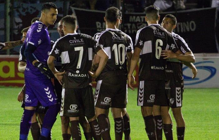 Deportivo Morón y Platense chocan en el oeste del conurbano. Foto: Twitter Platense