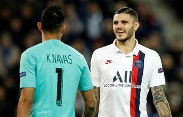 Icardi y Lo Celso, los goles argentinos otra fecha de Champions