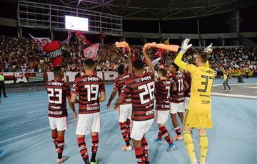 Flamengo ganó el clásico pero hay preocupación por dos figuras