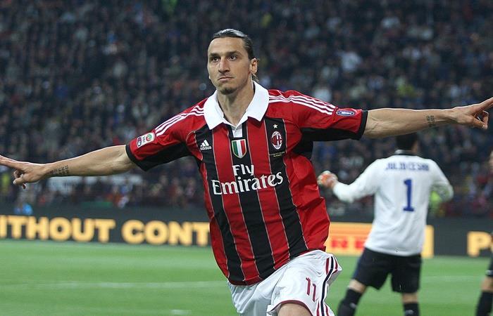 Zlatan Ibrahimovic tendría todo acordado para volver a Milan. Foto: Twitter