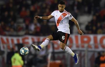 Paulo Díaz no fue convocado para la Selección de Chile
