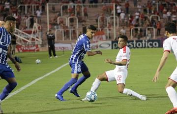 Independiente se despertó y le dio vuelta el partido a Godoy Cruz