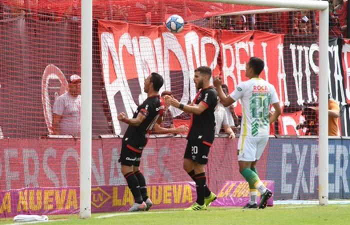 Newell's le ganó 2 a 0 a Defensa y Justicia en Rosario. Foto: Twitter Newell's
