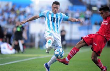 Racing le ganó a Huracán y es nuevo escolta en la Superliga