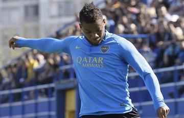 Alfaro pierde otro jugador: Fabra convocado a la Selección Colombia