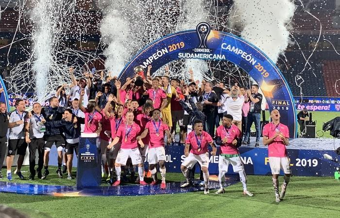 Denuncian mala inclusión de Independiente del Valle en la Copa Libertadores. Foto: Twitter