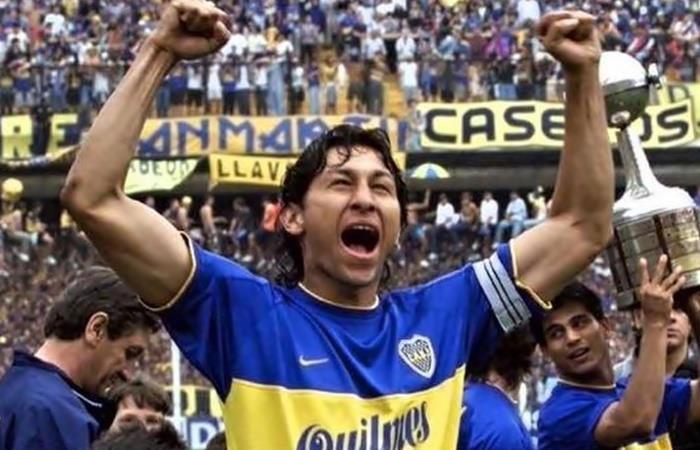 Jorge Bermúdez se refirió a la salud de Eduardo Salvio. Foto: Twitter