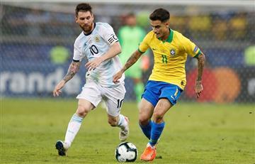 Argentina y Brasil juegan un nuevo clásico en Arabia Saudita