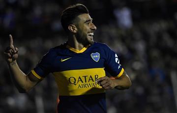 Eduardo Salvio no se quedó callado y respondió a las críticas por su lesión