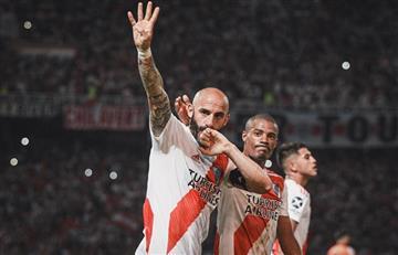 River le ganó 2 a 0 a Estudiantes de Buenos Aires y es finalista de la Copa Argentina