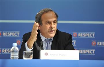 """Michel Platini criticó al VAR: """"Creo que es una hermosa mierda"""""""