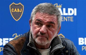 Boca: Beraldi expresó su bronca contra Riquelme en un comunicado