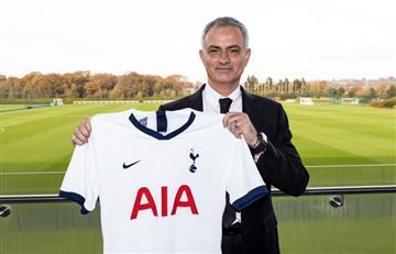 José Mourinho reemplaza a Mauricio Pochettino y es el nuevo director técnico de Tottenham