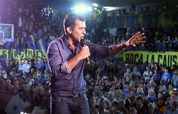 "Gribaudo sobre Riquelme: ""No me siento defraudado por él"""