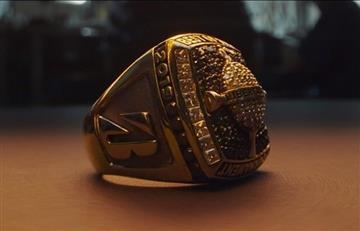 El extraño anillo para el mejor jugador de la Copa Libertadores: 18 kilates, 44 diamantes y una frase en inglés