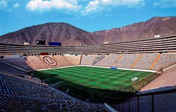Robaron en el Estadio Monumental de Lima a horas de la final